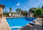 Location vacances Inca - Inca Villa Sleeps 8 Pool Air Con Wifi-3