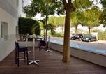 Hôtel Teyran - Hotel Ibis Budget Montpellier Centre Millenaire --2