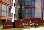 Location vacances Jaca - Apartahotel & Spa Jacetania-3