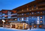 Hôtel Saalbach - Jufa Alpenhotel Saalbach-1