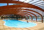 Camping La Salle-en-Beaumont - Camping le Lac Bleu