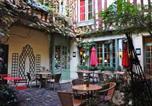 Hôtel Mont-Saint-Aignan - Le Vieux Carré-1