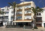 Location vacances Sitges - Insitges Sant Sebastia's Beach-2