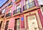 Hôtel Séville - Hostel A2c-4