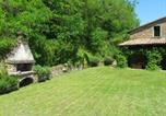 Location vacances  Province de Forlì-Césène - Luxury Holiday Home in Modigliana Italy with Garden-3
