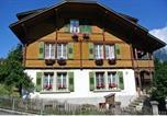 Location vacances Iseltwald - Schiltenhof Schlafen im Stroh-3