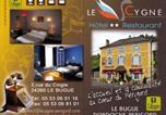 Hôtel Mauzens-et-Miremont - Le Cygne-3