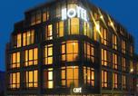 Hôtel Aéroport de Cologne et Bonn - Konrad Adenauer - Koncept Hotel H2o-3