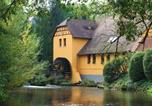 Hôtel Hunspach - Le Moulin de la Walk