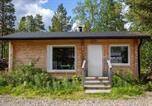 Location vacances Inari - Mökki - The White Blue Wilderness Lodge-1