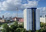 Location vacances Berlin - Apartment Cityview Berlin-3