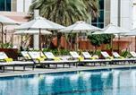 Hôtel Abou Dabi - Le Royal Meridien Abu Dhabi-4