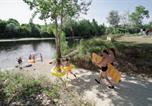 Camping avec Piscine Saint-Martial-de-Nabirat - Camping Le Perpetuum-4