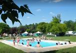 Camping avec Piscine Saint-Girons - Camping Les Eychecadous-1