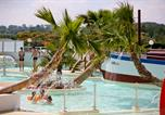 Camping avec Piscine couverte / chauffée Hendaye - Camping Ur-Onea-2