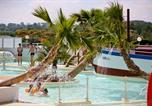 Camping avec Parc aquatique / toboggans Ciboure - Camping Ur-Onea-2