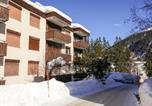 Location vacances Davos - Apartment Albertistrasse-3