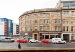 Location vacances Glasgow - Traditional Tenement in the Heart of Glasgow City Centre-2