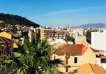 Location vacances Málaga - Two bedroom apartment with a view in Malaga Centre-1