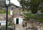 Location vacances  Jaen - Cueva El Madrono-1