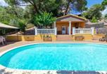 Location vacances Hostalric - Macanet de la Selva Villa Sleeps 7 Pool Air Con-1