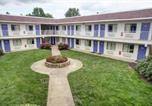 Hôtel Newark - Motel 6 Elkton-3
