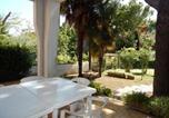 Location vacances Numana - N37 - Numana, trilocale con giardino a due passi dal mare-2