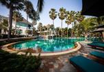 Hôtel Cha-am - Bann Pantai Resort-1