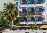 Hôtel Marmaris - Reis Beach Otel-1