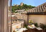 Hôtel Grenade - Hotel Casa 1800 Granada-1