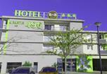 Hôtel Banyuls-dels-Aspres - B&B Hôtel Perpignan Saleilles-3