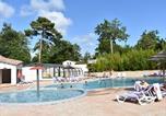 Camping avec Piscine Saint-Palais-sur-Mer - Camping les Côtes de Saintonge-2