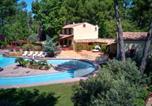 Location vacances Fox-Amphoux - Domaine dans un écrin de verdure-4