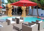 Hôtel North Las Vegas - Blue Moon Gay Resort-1
