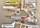Hôtel Minsk - Hostel Zhukovskogo 5-2