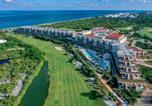 Hôtel Isla Mujeres - Estudio Playa Mujeres - Kids Free All Inclusive Resort-3