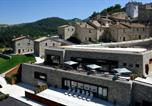 Hôtel Province d'Isernia - Borgotufi Albergo Diffuso-1