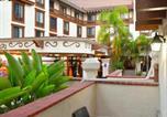Hôtel San Diego - Courtyard San Diego Old Town-3