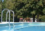Camping avec Club enfants / Top famille Limousin - Camping Dun Le Palestel-1