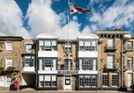 Hôtel Aldeburgh - The Swan Hotel-1