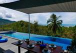 Location vacances Taling Ngam - Sky Villas Philippa with Free Car-1