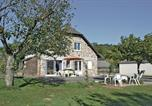 Location vacances Saint-Pardoux-Corbier - Holiday home Voutezac with Outdoor Swimming Pool 438-1