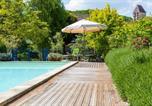 Location vacances Saint-Front-d'Alemps - Saint-Jean-de-Cole Villa Sleeps 15 Pool Wifi-3