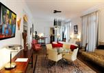 Hôtel Collemiers - Chambre d'hôtes Vue sur la Muraille de Sens-4