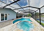 Location vacances Palm Coast - Waterfront Home w/ Stunning Views, Pool, Boat Dock home-4