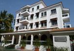 Hôtel Candolim - Silver Sands Hideaway-1