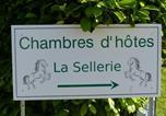 Hôtel Parigné - La Sellerie-2
