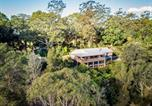 Location vacances Montville - Escape to the Maleny Hinterland this winter - Pizza Oven, Fireplace, Firepit-2