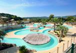 Camping avec WIFI Rayol-Canadel-sur-Mer - Les Tournels-1
