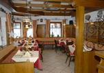 Hôtel Dorfgastein - Hotel-Restaurant Burgblick